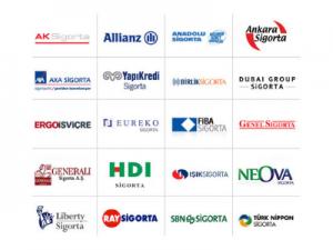 Anlaşmalı Kurumlar Sigorta Firmaları