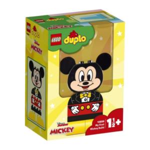 Mickey Yapbozum Lego