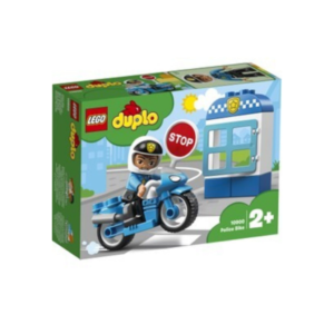 Polis Motosikleti Lego