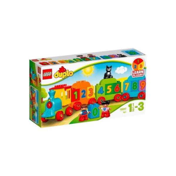 Sayı Treni Lego