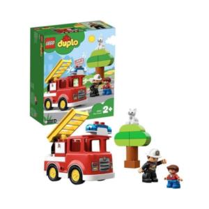 LEGO ® Duplo Kasaba İtfaiye Kamyonu 10901 Yapım Parçaları (21 Parça)