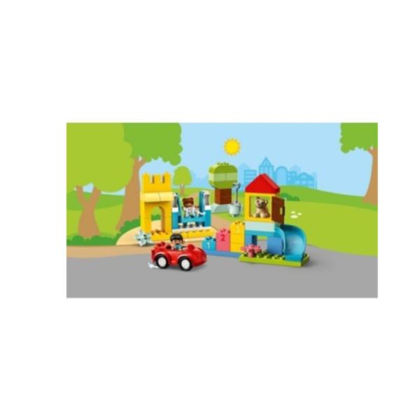 Lüks Yapım Parçası Kutusu Lego
